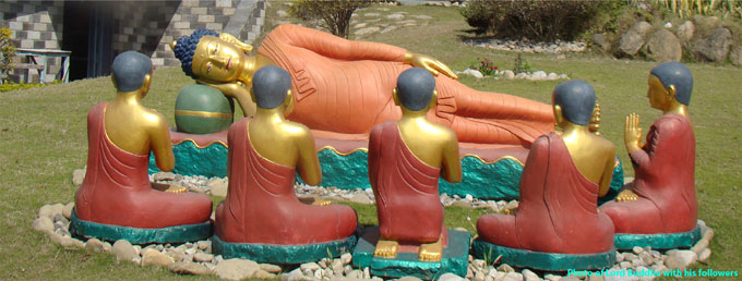 Buddhism circuit tour in Nepal