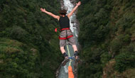 Bungy Jump in Nepal