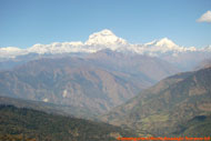 Nepal winter trek package