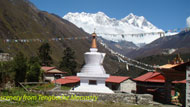 Everest Monastry trek